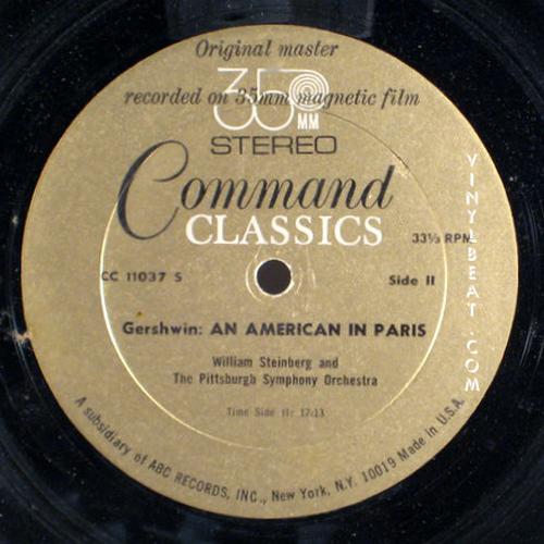 Vinylbeat Com Lp Label Guide Record Labels A C Command